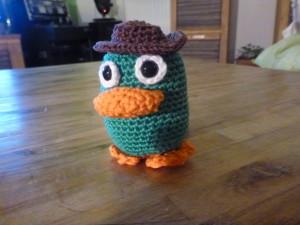 Perry het Vogelbekdier